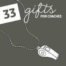 33 thoughtful gifts for coaches
