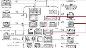 96 Toyota 4runner Wiring Diagram Toyota Trailer Wiring Diagram