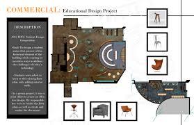 How To Make Portfolio For Interior Designer Interior Design Student Portfolio Examples R36 About Remodel