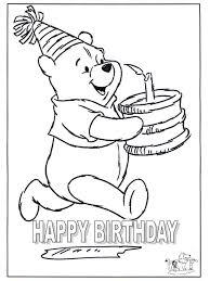 Gefeliciteerd Verjaardag Cartita Design 650867 Kleurplaat
