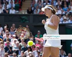 ANASTASIA PAVLYUCHENKOVA (RUS) macht die Faust und jubelt, Jubel, Emotion, Tennis  Wimbledon 2016