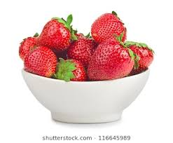 bowl of strawberries. Contemporary Bowl Bowl With Strawberries Isolated On White Background For Bowl Of Strawberries Shutterstock