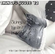 Anorexia Quotes Impressive Thinspo Quotes YesThinspoQuote Twitter