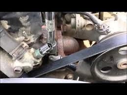 changing serpentine belt jeep 1995 2002 wrangler changing serpentine belt jeep 1995 2002 wrangler
