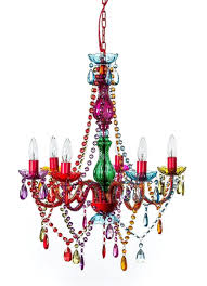 mallori multi color acrylic crystal boho gypsy chandelier in 3 sizes pertaining to multi colored crystal chandelier andmulti colored crystal chandelier