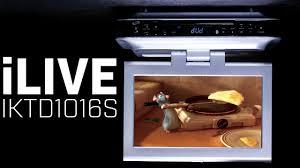 Under Cabinet Tvs Kitchen Ilive Iktd1016s Under Cabinet Kitchen Tv Youtube