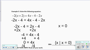 one infinite or no solutions hn absolute value equations u 1 2 day 6