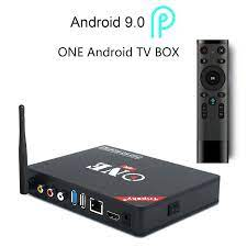 Tripsky RK3318 Tv Box Android 9.0 2GB RAM 16GB ROM 4GB/32GB Smart Tv Box  2.4G 5G Wifi Bluetooth Set Top Box 4K HD Media Player|Set-top Box