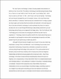 brave new world essay the ldquo awe rdquo factor in technology is simple this preview has intentionally blurred sections sign up to view the full version