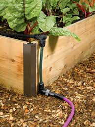 Raised Bed Drip Irrigation System Snip N Drip Gardener S Supply