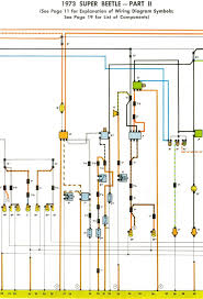 similiar 1973 vw beetle wiring diagram keywords vw bug 1973 wiring diagrams