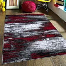 grey white area rug amazing decorate of red black and white area rugs for grey