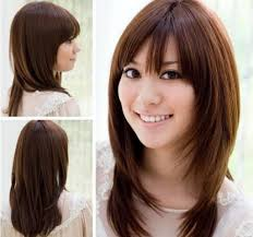 Hair Style Asian teenage girl hairstyles medium length hairstyle fo women & man 8443 by wearticles.com
