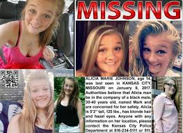KC police search for missing 14-year-old girl