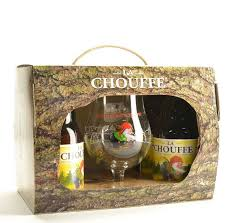 view la chouffe gift pack 4x33cl gl