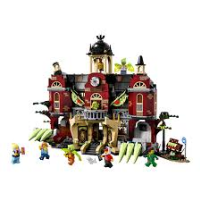 Конструктор <b>LEGO Hidden side Школа</b> с привидениями в ...