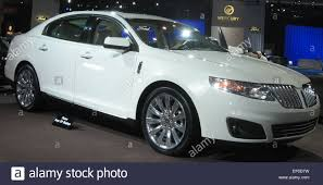 2009 Lincoln MKS DC Stock Photo, Royalty Free Image: 78203437 - Alamy