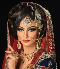 beauti stylish bridal makeup ideas for bridal 2016 image
