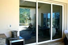 triple track patio doors panoramic doors cost triple track sliding closet 4 panel glass door full