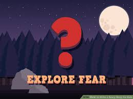 how to write a scary story for kids steps pictures  image titled write a scary story for kids step 1