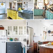 New Design Kitchen Cabinet Gorgeous Two Toned Kitchen Cabinet Trend