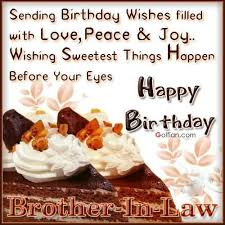 75 Best Birthday Greetings For Brother In Law Beautiful Birthday