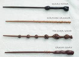an easy to repeat theme with this cool tutorial on making your own harry potter wands