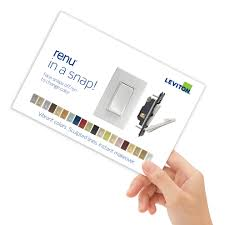 Leviton Device Color Chart Get A Free Renu Color Palette