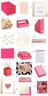 girly office accessories. Pink Desk Accessories Girly Office E
