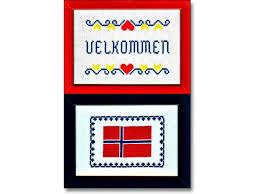 Swedish Charts Kathys Swedish Or Norwegian Flag Welcome Charts