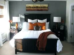 dark furniture bedroom. Best Color For Bedroom With Dark Furniture Awesome Black Wall .