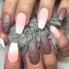 45 Fun Ways To Wear Ballerina Nails Nehty Unghie Idee Unghie A