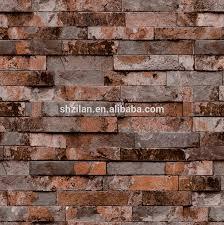 Boundary Wall Design 3d Wallpaper Brick ...
