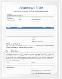 Promissory Note Word Template 5 Best Promissory Note Templates For Ms Word Word Excel