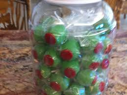 Jar Of Olives Cakepops Cakecentralcom