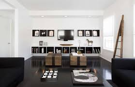 8 TV Wall Design Ideas For Your Living Room // The TV on this wall