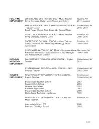 Piano Teacher Resume Sample Best Of Teaching Resumes Examples Volunteer Resume Sample Resume Samples For