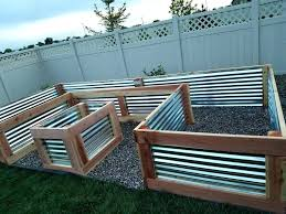 recycled plastic raised garden beds raised bed garden boxes beautiful custom raised garden bed redwood and