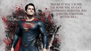 Man Of Steel Quotes Wallpaper quote movies Superman Man of Steel Henry Cavill 85