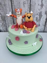Classic Winnie The Pooh Cake Designs Winnie The Pooh Cakes La Belle Cake Company London Herts