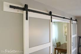 double glass barn doors. Modern Barn Doors With Frosted Glass And Matte Black Farmhouse Style Hardware Double O