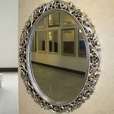 oval mirror bathroom pcd homes bathroom mirrors