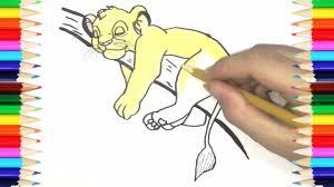 Kiara The Lion King Drawing And