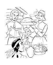Indian Coloring Pages Printables