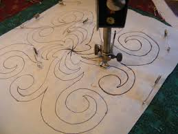 stencil | Sewing With Treadles & The pattern ... Adamdwight.com