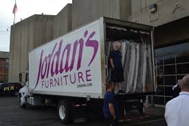 Jordan s Furniture Donates Memory Foam Mattresses To New Haven