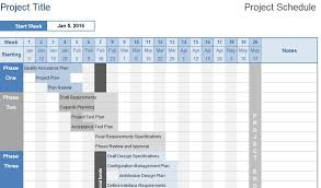 Business Schedule Template Business Project Schedule