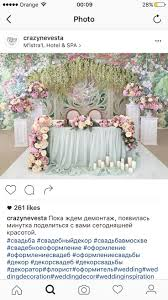 Sweetheart Table, Table Decorations, Wedding Decorations, Wedding Tables,  Wedding Reception, Color Durazno, Wedding Backdrops, Bride Shower, ...