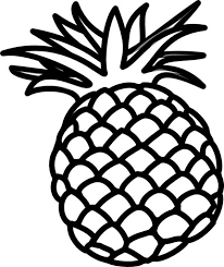 Small Picture Philippines Queen Sweetest Pineapple Coloring Page Download
