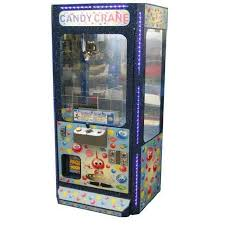 Candy Machine Vending Awesome Candy Crane Machine Candy Claw Vending Machine Gumball